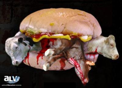 hamburger degeulasse